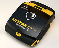 Xpozed - Hjärtstartare - Medtronic Lifepak CR Plus