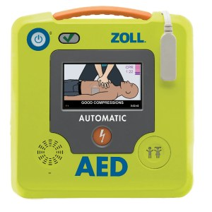 XPOZED - Zoll AED3 Hjärtstartare