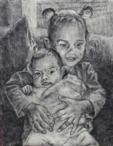 kleinkinderen-Johan