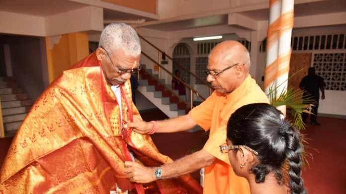 Guyana, Granger, Hindu, Ceremony, Swami
