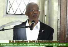 President Granger, Guyana, Guyana politics,