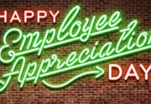 Employee Appreciation day, Employee, Appreciation, Boss, Work Place