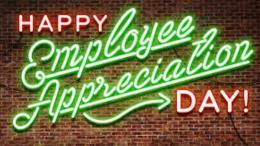 Employee Appreciation day, Employee, Appreciation, Boss, Work Place