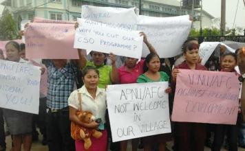 Guyana, Propaganda, Amerindians, PPP,Vote,APNU,Coalition