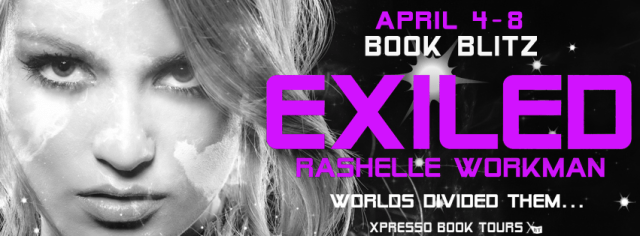 Exiled – Blog Tour & Giveaway