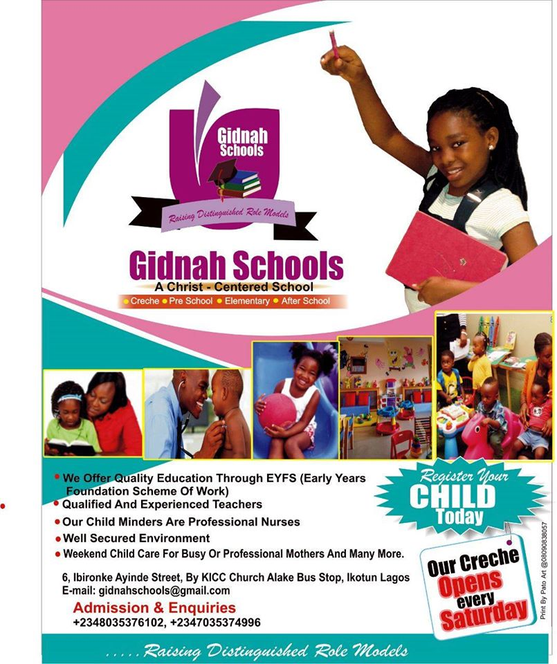GIDNAH HILLS FOUNDATION SCHOOL