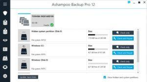 Ashampoo Backup Pro 15.03 Crack Plus Serial Key Latest 2021