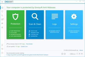 Emsisoft Anti-Malware 2020.10.0.10440 Key With Crack License 2021