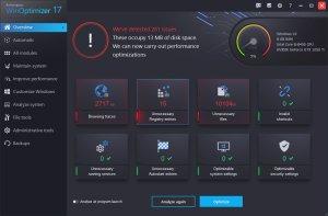 Ashampoo WinOptimizer 18.00.18 Crack + Serial Key Latest 2021