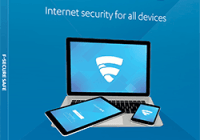 F-Secure Internet Security 17.6 Crack With Lifetime License Key
