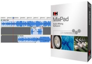 MixPad 6.51 Crack + Registration Code Free Download 2021