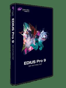 EDIUS Pro 9.52 Crack With Activation Key Free Download 2020