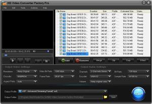 HD Video Converter Factory Pro 19.1 Crack + Keygen 2020 Download