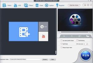 WinX HD Video Converter Deluxe 5.16.0.332 Crack + Serial Key 2020