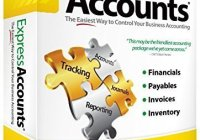 Express Accounts Accounting Software 8.05 Crack + Keygen 2020