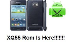 روم XQ55 للجالكسي اس تو  Galaxy S2 I9100 XQ55 ROM V2.0 الإصدار الثاني