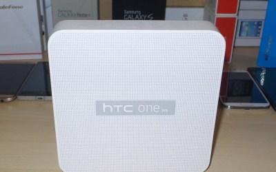 [فيديو] بالعربي فتح صندوق HTC One M9