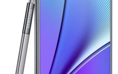 [تقرير] جالكسي نوت فايف Galaxy Note5 قبل التجربة
