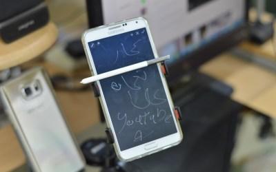 [فيديو] اكتب ملاحظاتك بقلم جهازك النوت 3 او النوت 4 والشاشة مغلقة
