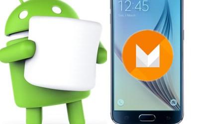 طريقة تحديث هاتف Galaxy S6 / Galaxy S6 edge الى اندرويد مارشميلو نسخة البيتا