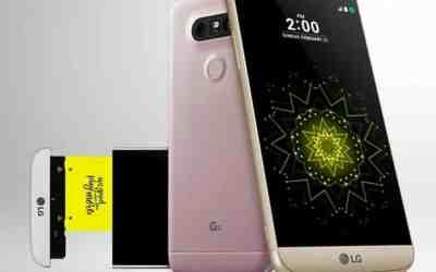 كل ما تريد معرفته عن جهاز LG G5