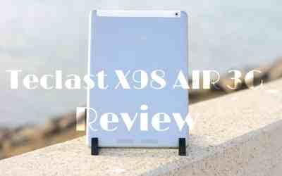 استعراض اللوحي Teclast X98 Air 3G   لوحي بمعالج انتل ونظام ويندوز وأندرويد