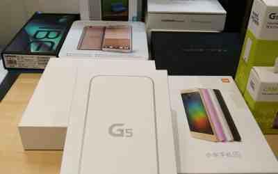تقرير   إلجي جي فايف   LG G5