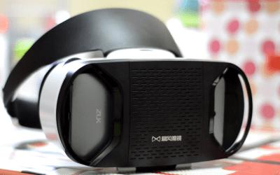 مراجعة لنظارة واقع افتراضي بسعر 40 دولار | Baofeng Mojing VR Review
