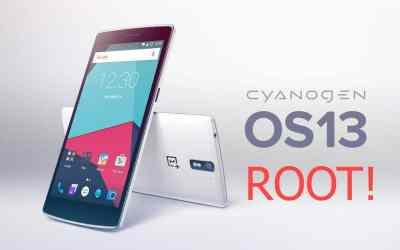 طريقة عمل روت لجهاز OnePlusOne بنظام CyanogenOS 13