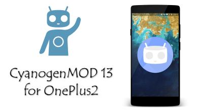 Photo of روم سيانوجين مود 13 مارشميلو الرسمي لجهاز OnePlus 2