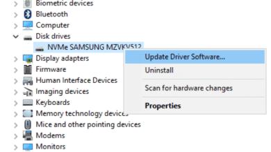 Photo of كيف تحدث درايفرز ويندوز بشكل مجاني ورسمي Windows Drivers