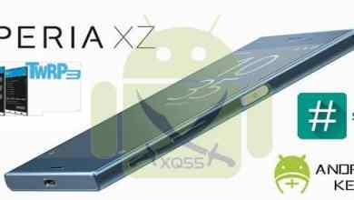 Photo of [كيرنال معدل يدعم استعادة الـ DRM Keys][ريكفري TWRP][روت] لجهاز XPERIA XZ Dual طراز F8332