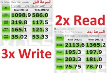 Photo of شرح طريقة تسريع الذاكرة الداخلية على ويندوز | طريقة الكاش ميموري