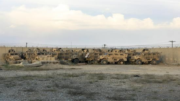 阿富汗大局已定?塔利班十分悠闲,不去打仗却忙着健身