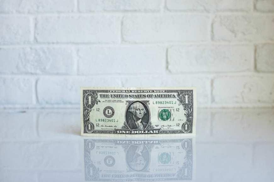 least valuable dollar