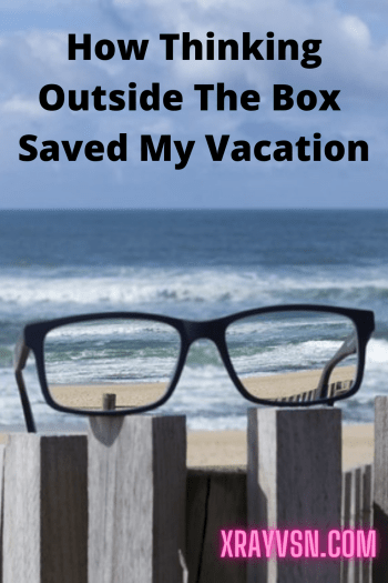 Salvaging My Vacation
