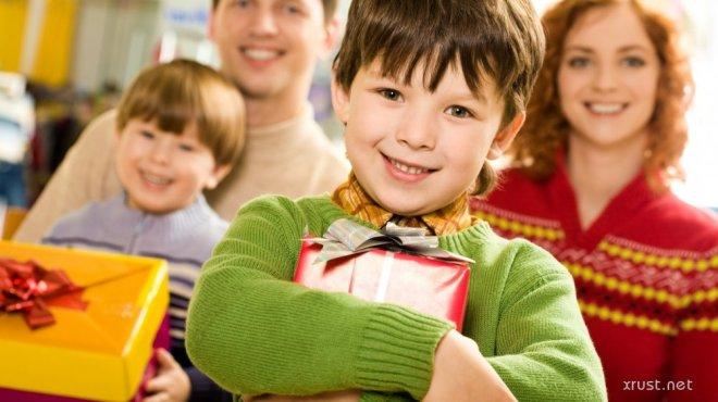 3 идеи удачного подарка детям и взрослым