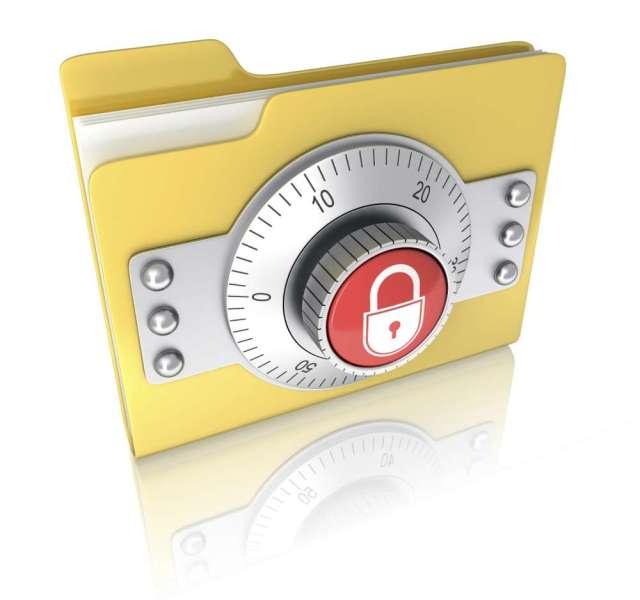 Как поставить пароль на папку или файл в компьютере
