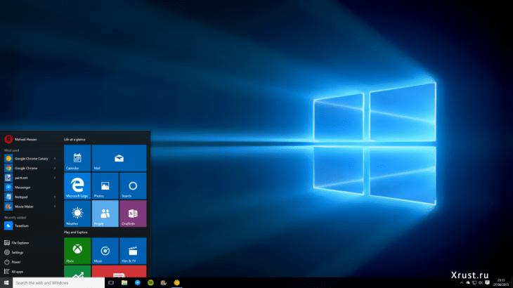 5 главных причин для обновления до Windows 10