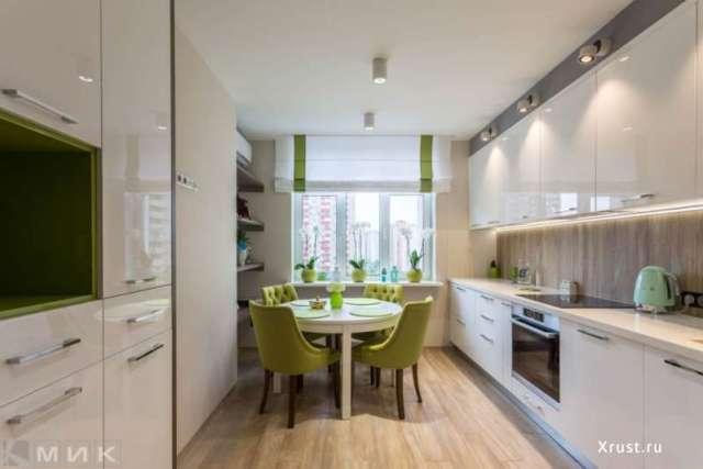 """Кухни в стиле """"модерн"""" актуальны и всегда в моде"""