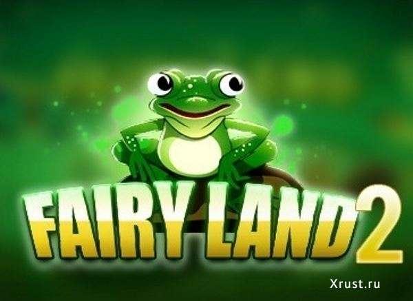 Игровой автомат Fairy Land 2 в казино Азино777