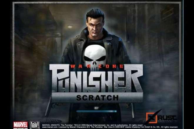 Punisher. Мultigaminator по мотивам комиксов