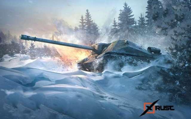Новый вид танков в World of Tanks