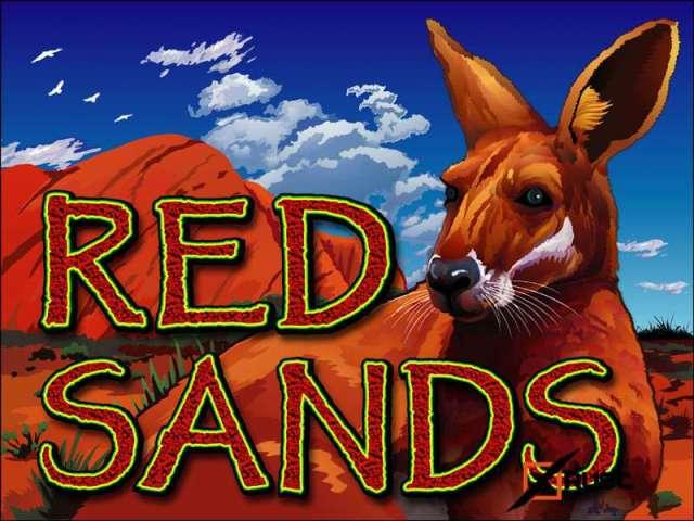 Red Sands. Бонусный игровой автомат в казино Азино 777