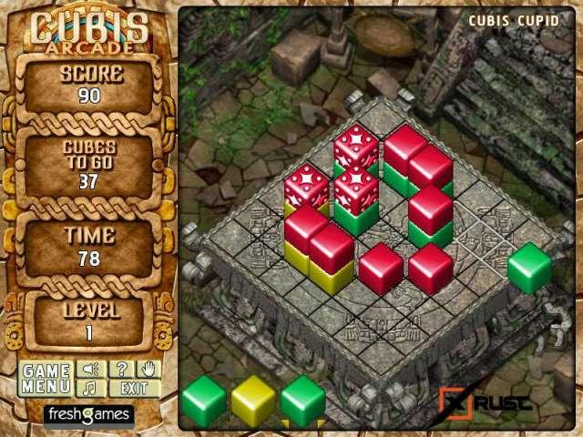 Cubis. Необычный слот в казино Азино777