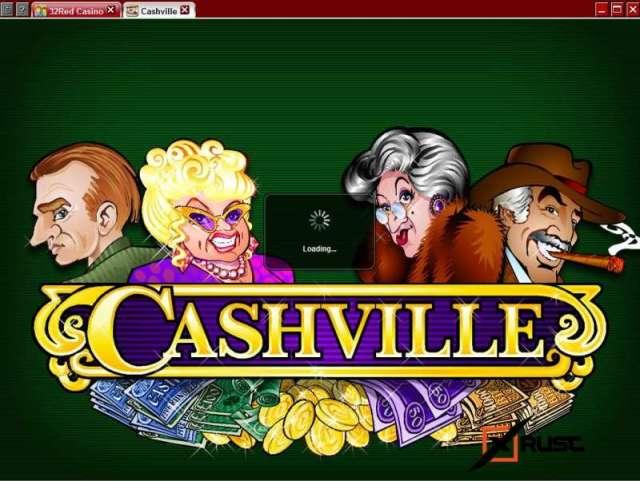 Игровой автомат Cashville в казино Вулкан Чемпион