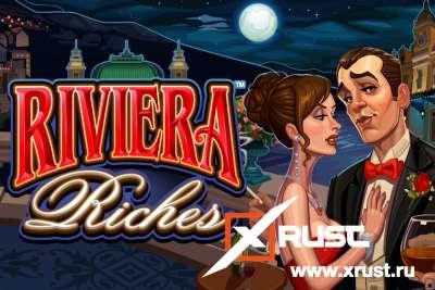 Игровой автомат Riviera Riches в казино Вулкан 24