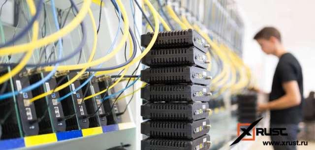 Телекоммуникационное оборудование в TINVEST