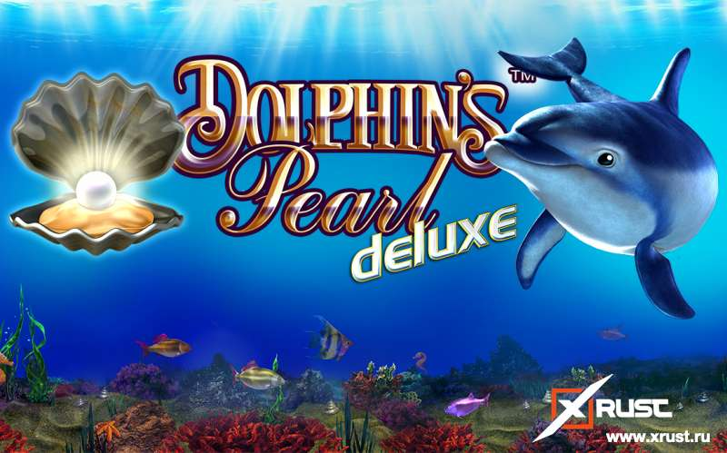 Admiral x casino и новая версия слота Dolphin's Pearl