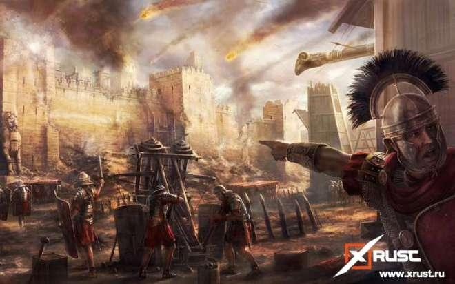 Обзор браузерной RPG Rome War